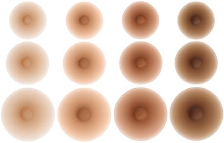 Colors Of Nipples 12